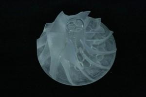 ターボインペラ光造形消失モデル