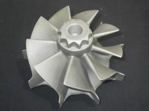インペラ 光造形精密鋳造品(ステンレス)